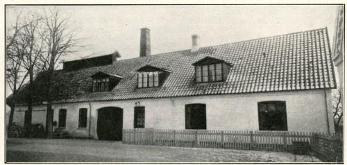 Andelsmejeriet Birkholm. Billede fra bogen Dansk Mejeristat fra 1931.