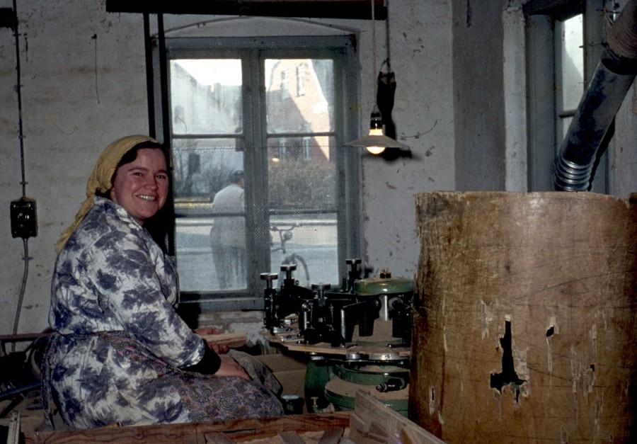 Ugerløse Trævarefabrik v. Henning Frederiksen: Thea Frederiksen