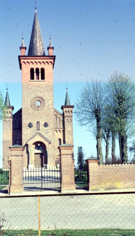 Ugerløse Kirke 1962