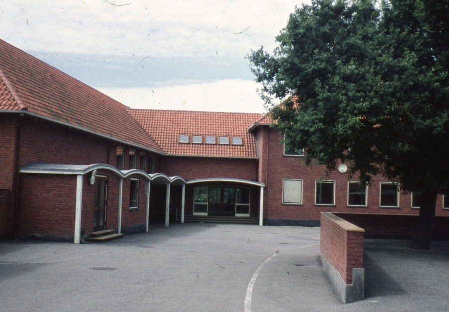 Ugerløse skole