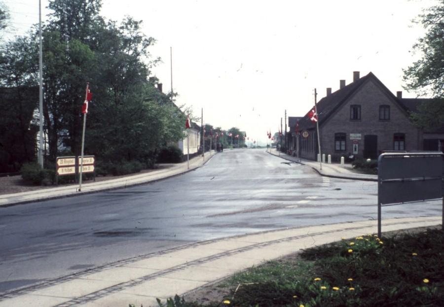 Hovedgaden mod Sorø