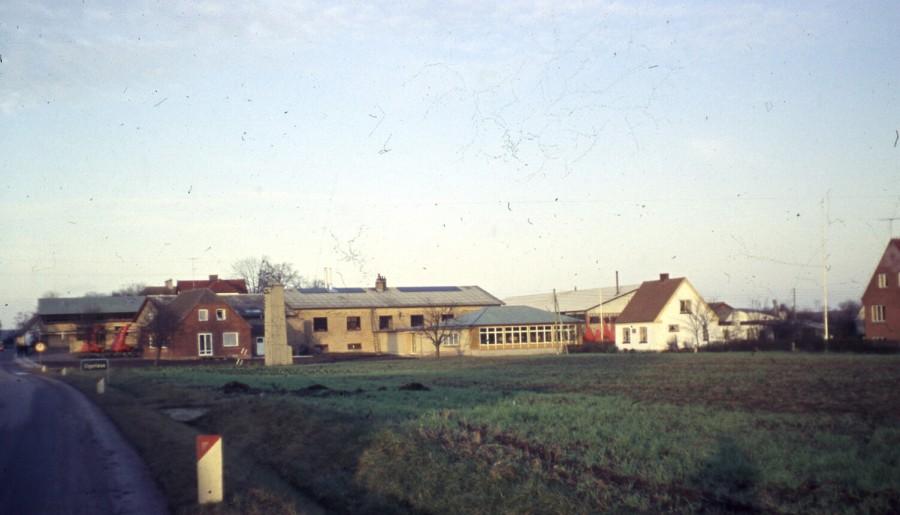 Lyngvejen, UG Maskinfabrik set fra Sorøvej