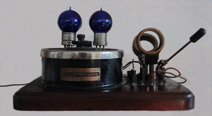 UG 2 radioen fra 1925