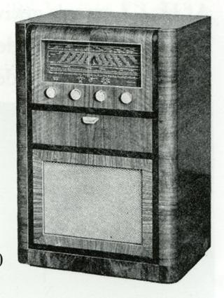 UG (Bravour Easy) , som skulle blive den sidste radio fra UG