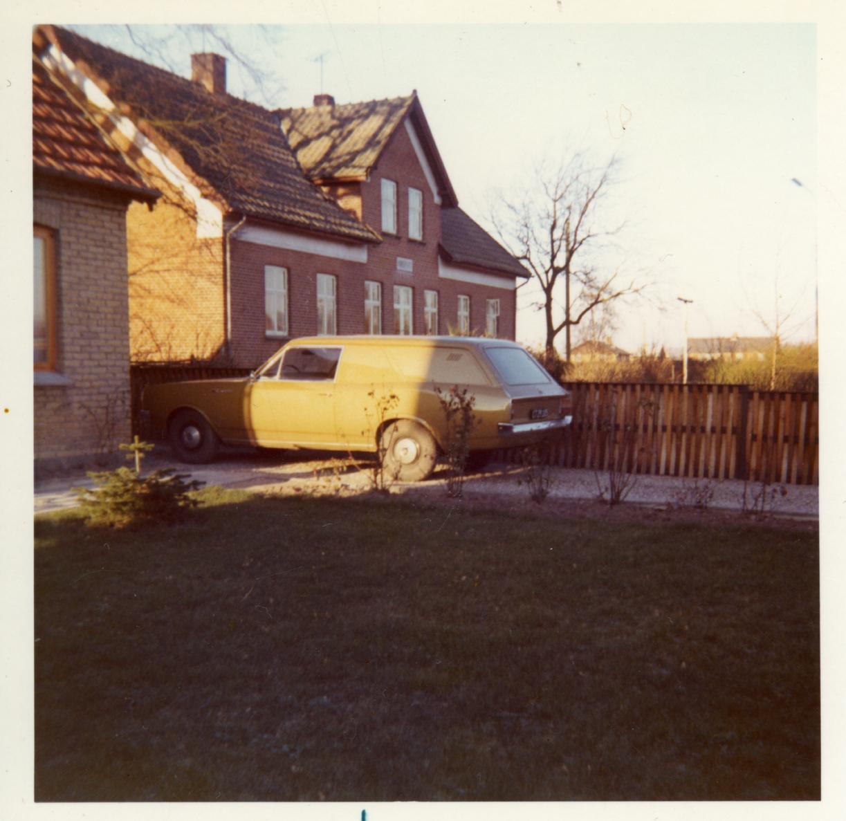Billede 18 Østrupvej 112 Højgården fot. ca. 1971 ex. Lone Larsen
