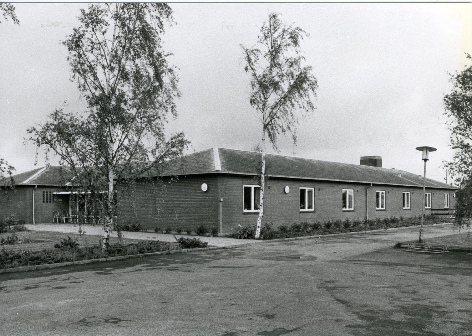 Billede 8 Ugerløse Plejehjem på Østrupvej. Foto dateret 1983 Foto: Per Jensen Sjællands Tidende