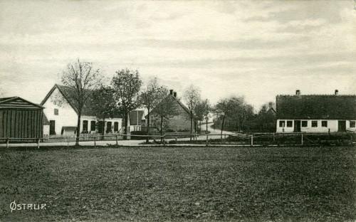 Østrup ca. 1910 - Billede 55