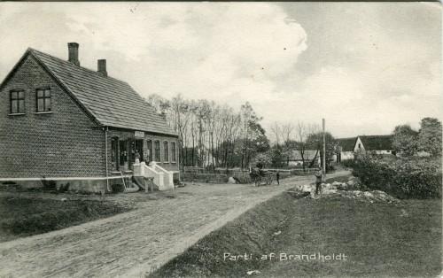 Brændholdt ca. 1910 - Billede 54