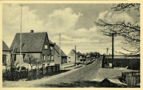 Tølløsevej ca. 1945 - Billede 39